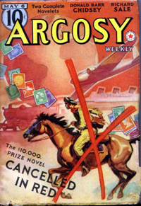 Cancelled in Red, 1939