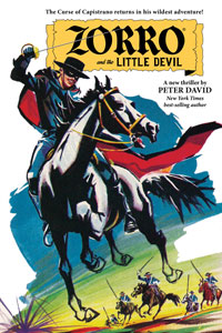 Zorro and the Little Devil by Peter David